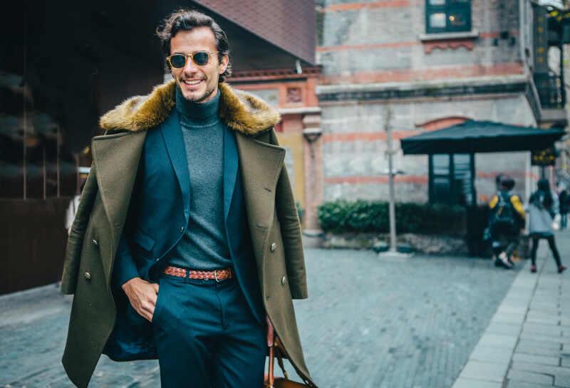 stile abbigliamento uomo