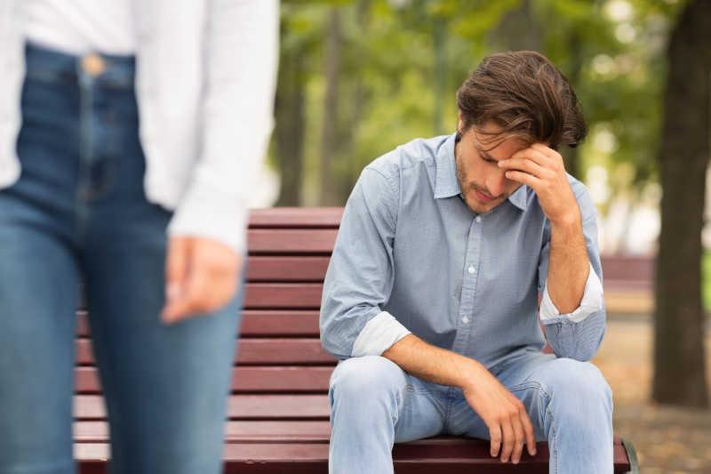 accettare la fine di una relazione