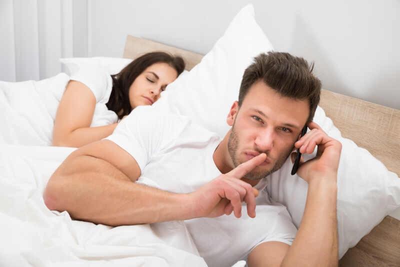 perché Un Uomo Sposato Lascia L'Amante