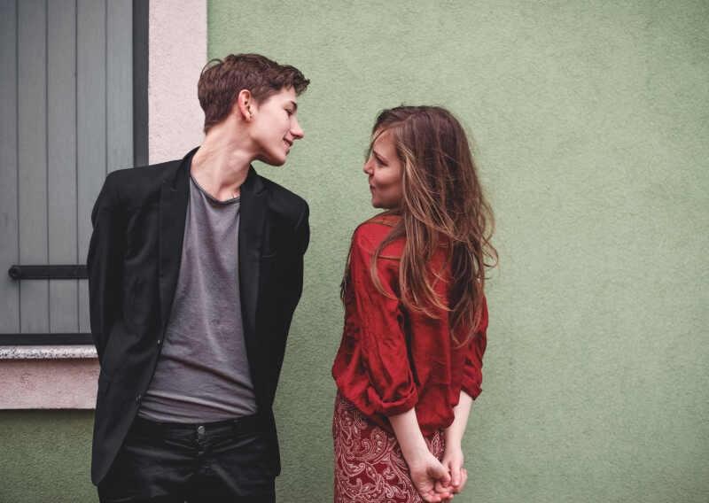 gesti romantici